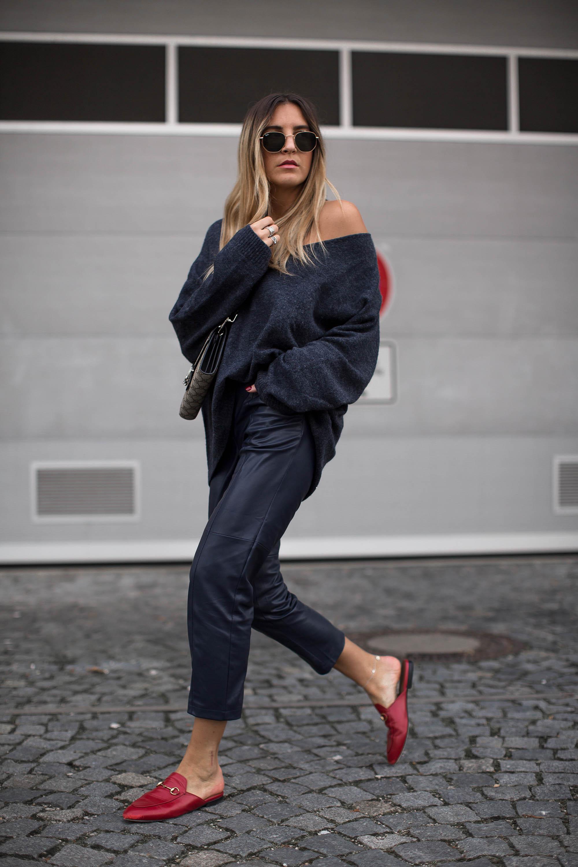 black-palms-hm-faux-leather-pants-lederhose-fashionblog-gucci-slipper-6