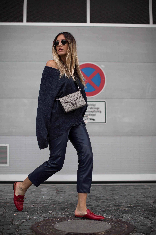 black-palms-hm-faux-leather-pants-lederhose-fashionblog-gucci-slipper-9